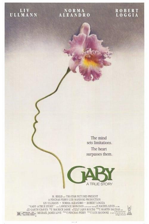 Regarder Le Film Gaby: A True Story Avec Sous-Titres Français