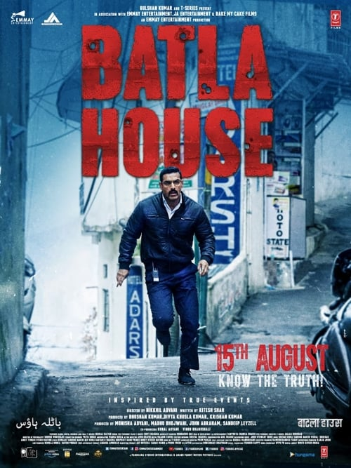 Batla House film en streaming