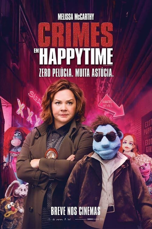 Assistir Crimes em Happytime 2018 - HD 720p Legendado Online Grátis HD