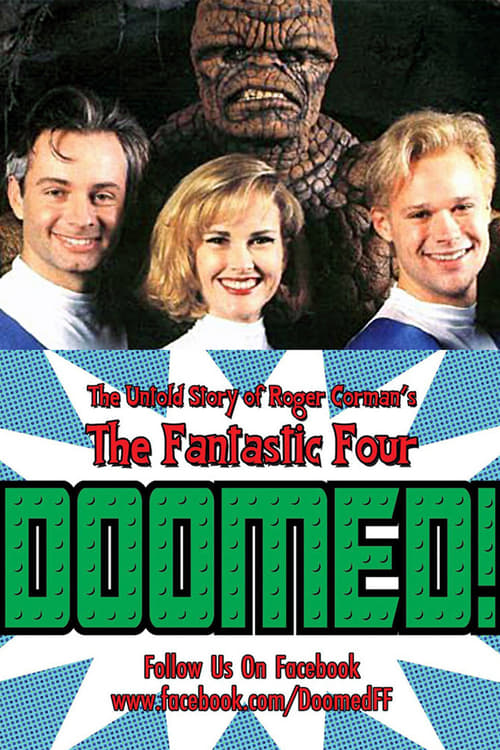Watch Doomed! The Untold Story of Roger Corman's The Fantastic Four En Español
