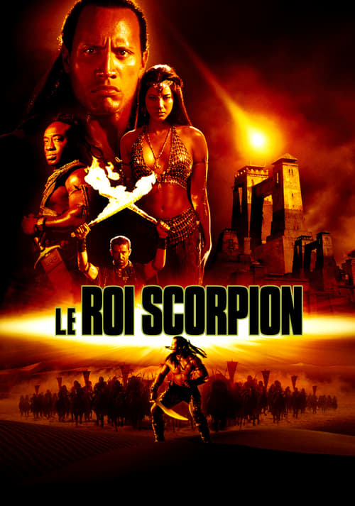 [720p] Le Roi Scorpion (2002) streaming film en français