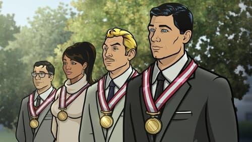 archer - Season 12 - Episode 1: identity crisis