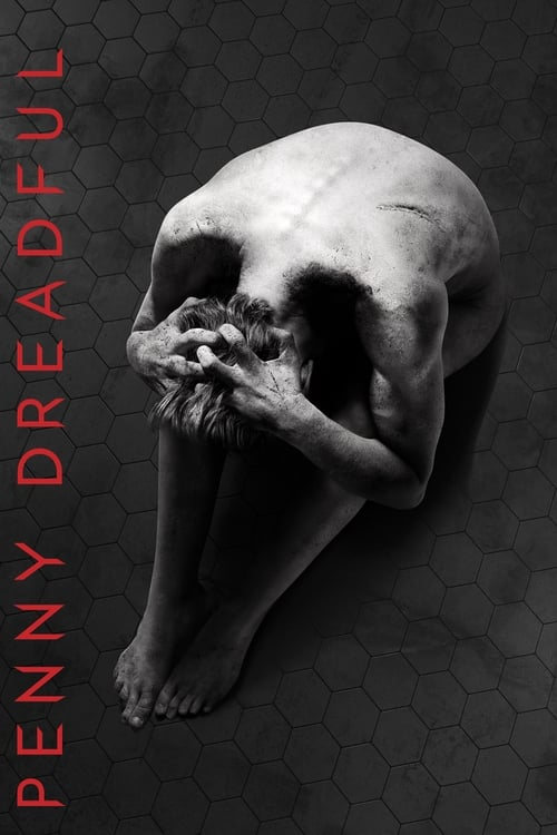The poster of Penny Dreadful