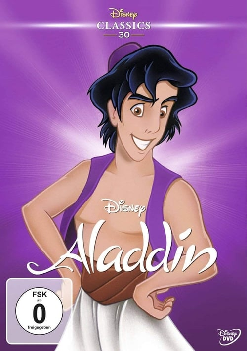 Aladdin - Animation / 1993 / ab 0 Jahre