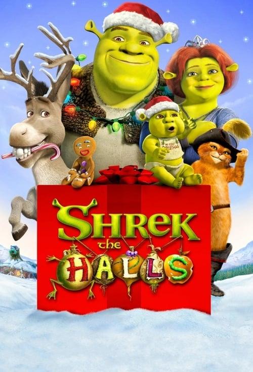 Watch Shrek the Halls online