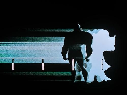 Batman: The Animated Series - Season 3 - Episode 1: Bane