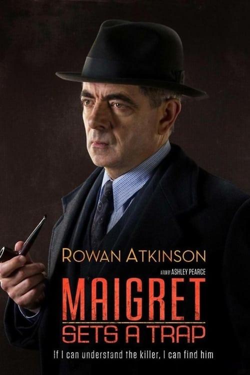 Mira Maigret Sets a Trap Con Subtítulos En Español
