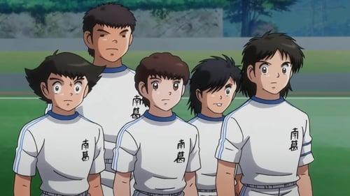 Captain Tsubasa (2018) – Episódio 11 – Dublado