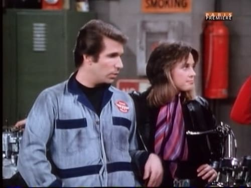 Happy Days: Season 5 – Episod Richie Almost Dies