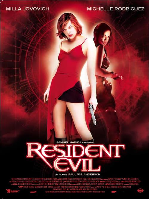 Voir Resident Evil (2002) streaming vf