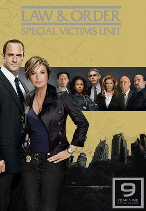 Law Order Special Victims Unit: Season 9