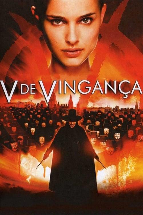 Assistir V de Vingança - HD 720p Dublado Online Grátis HD