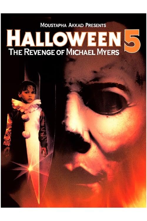 Halloween 5: The Revenge of Michael Myers (1989)