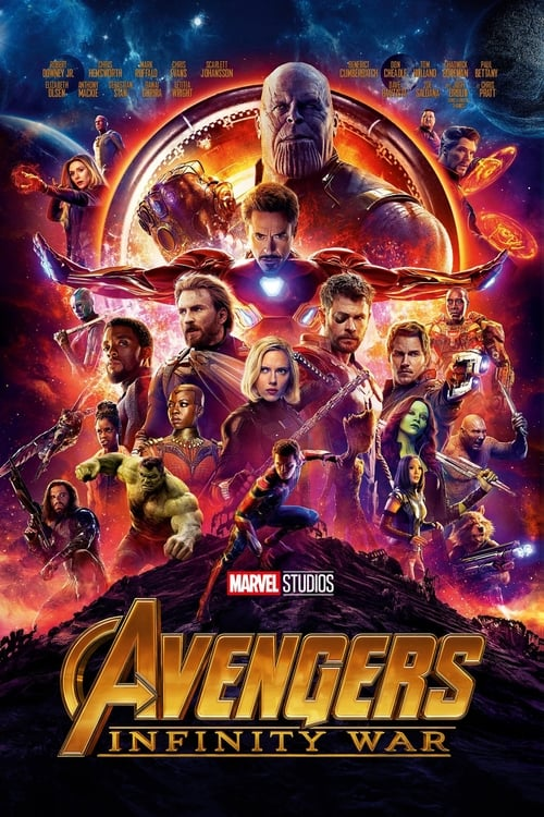 Regarder $ Avengers : Infinity War Film en Streaming VOSTFR