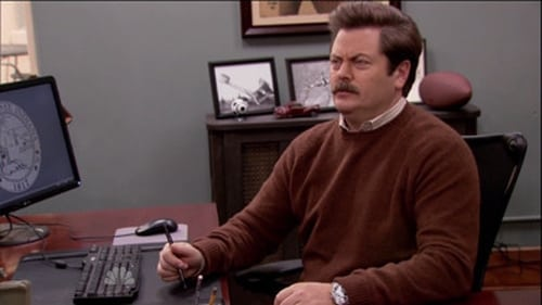 Parks and Recreation - Season 3 - Episode 15: The Bubble