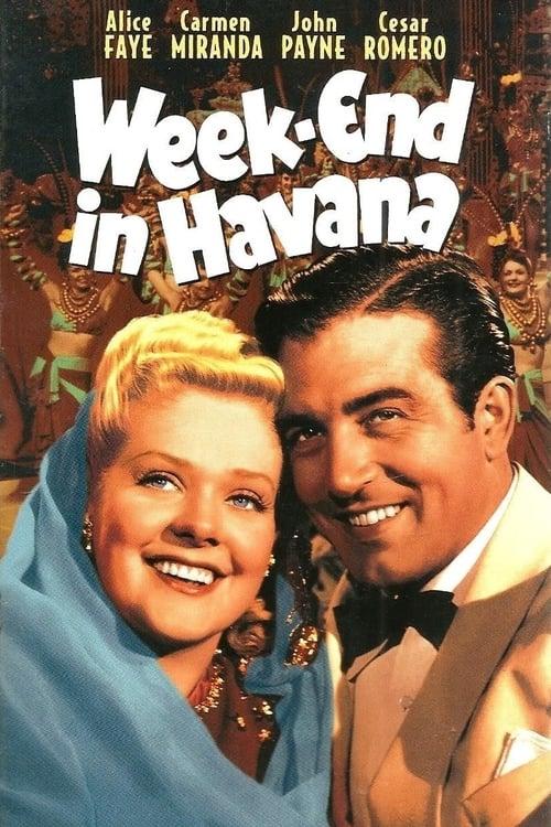 Week-End in Havana (1941)