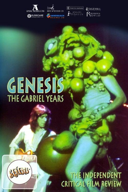 Genesis - The Gabriel Years (1969)