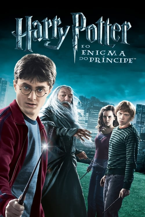 Filme Harry Potter e o Enigma do Príncipe Com Legendas On-Line
