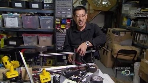 MythBusters: Season 2009 – Épisode Unarmed and Unharmed
