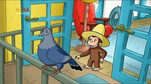 Curious George: Season 1 – Episod The Clean, Perfect Yellow Hat