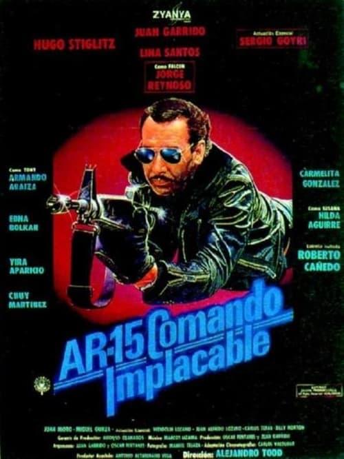 AR-15: Relentless Command (1988)