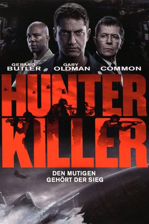 Hunter Killer - Poster