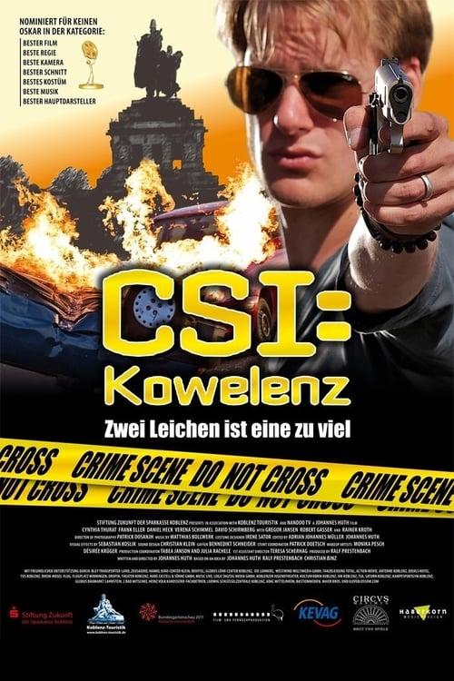 Filme CSI:Kowelenz - Zwei Leichen ist eine zu viel Em Português Online