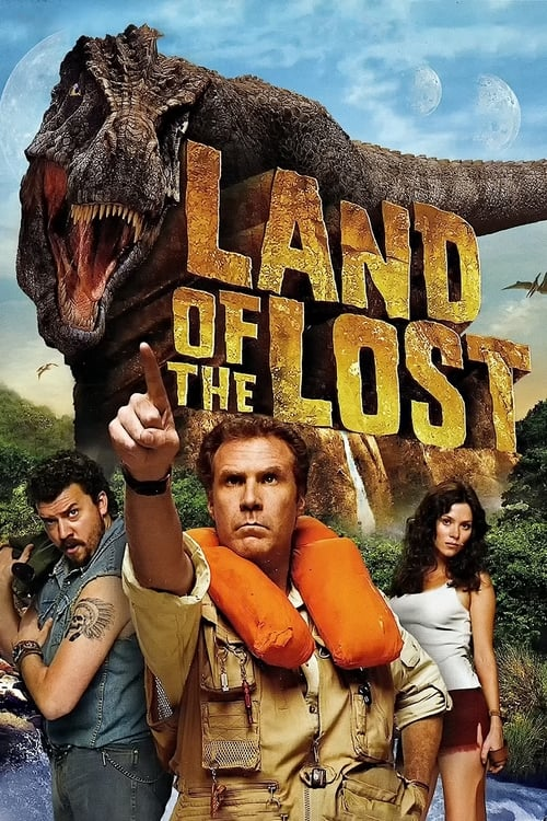 Streaming Land of the Lost (2009) Full Movie