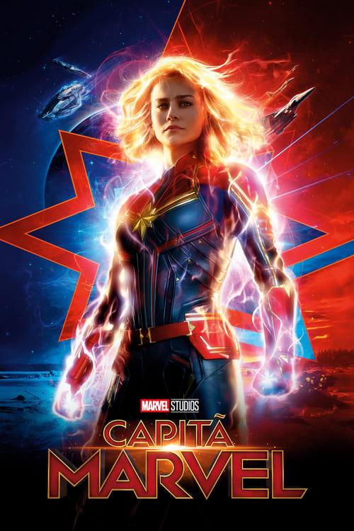 Assistir Capitã Marvel - HD 1080p Dublado Online Grátis HD