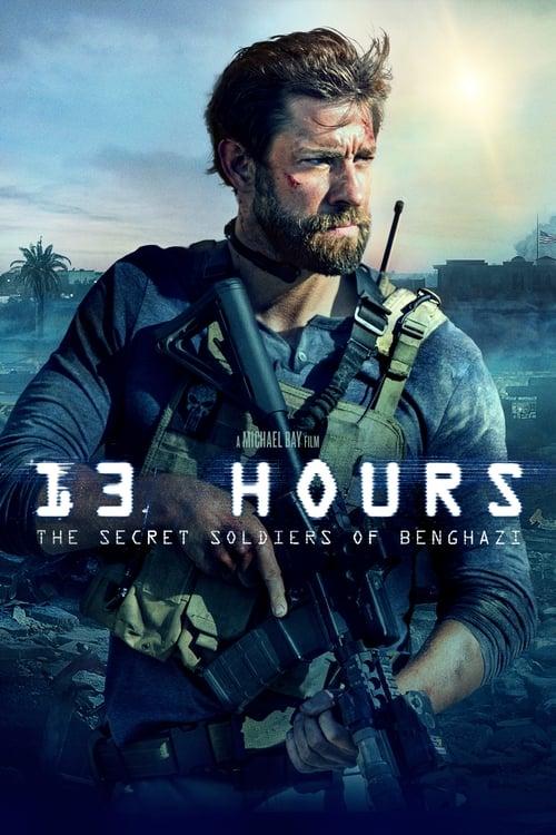 Poster von 13 Hours: The Secret Soldiers of Benghazi