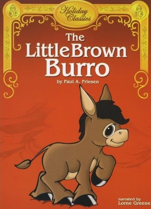 Ver pelicula The Little Brown Burro Online