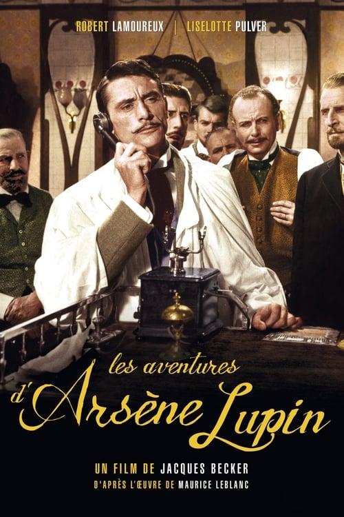 Película Las aventuras de Arsenio Lupin Con Subtítulos En Línea