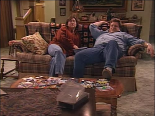 Roseanne 1991 Amazon Prime: Season 4 – Episode Breakin' Up is Hard to Do
