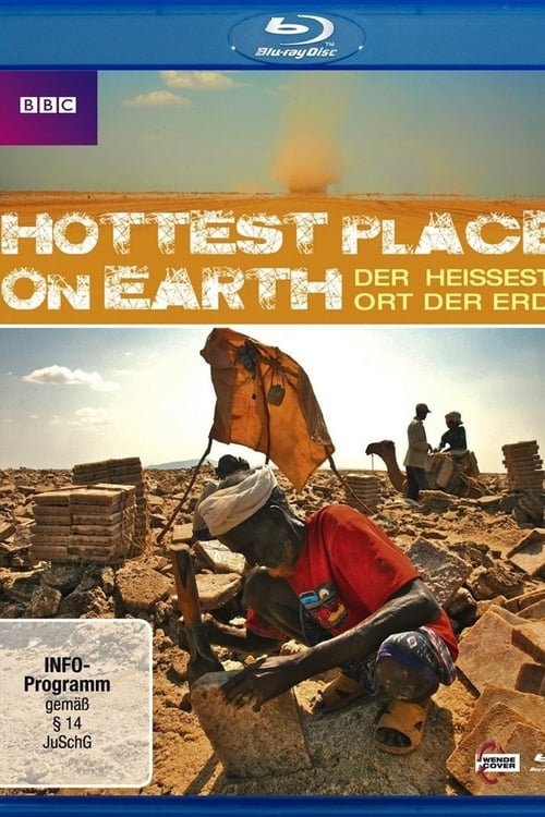 The Hottest Place on Earth poster