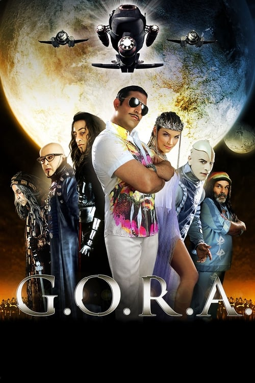 Poster von G.O.R.A. - A Space Movie