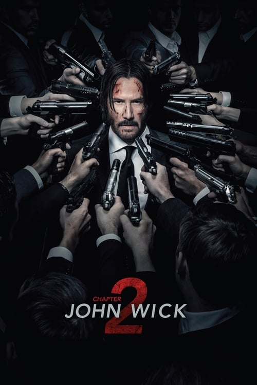 Largescale poster for John Wick: Chapter 2