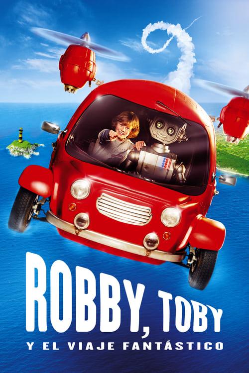 Película Robby, Toby Y El Viaje Fantástico Con Subtítulos En Español