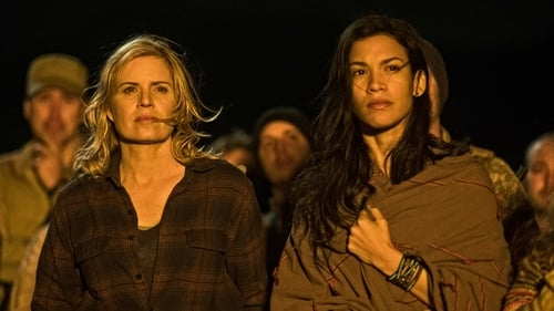Fear the Walking Dead - Season 3 - Episode 5: Burning in Water, Drowning in Flame