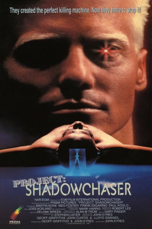 مشاهدة الفيلم Project: Shadowchaser مجانا على الانترنت