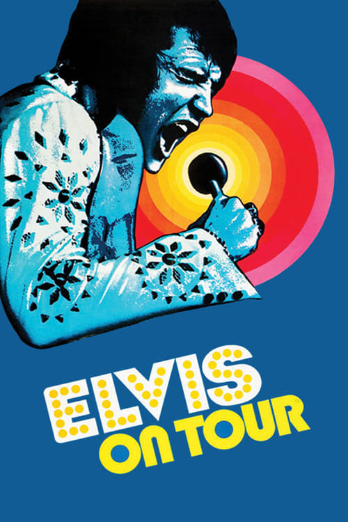 Largescale poster for Elvis on Tour