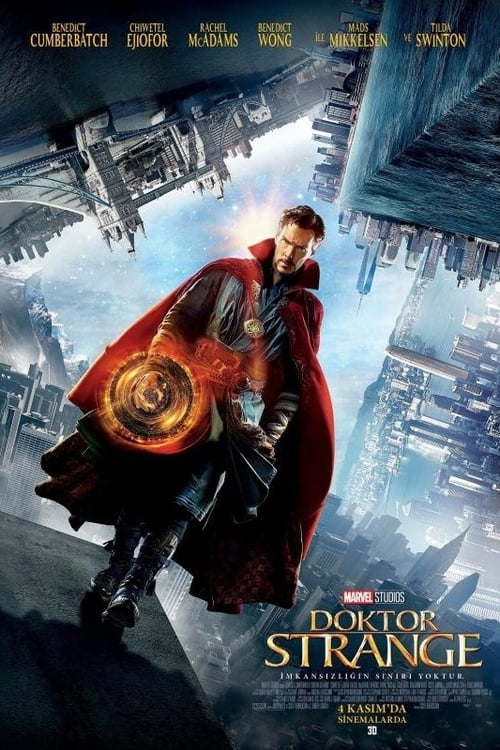 Doctor Strange ( Doktor Strange )