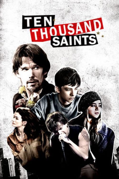 10,000 Saints - Poster