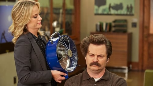 Parks and Recreation - Season 7 - Episode 4: Leslie and Ron