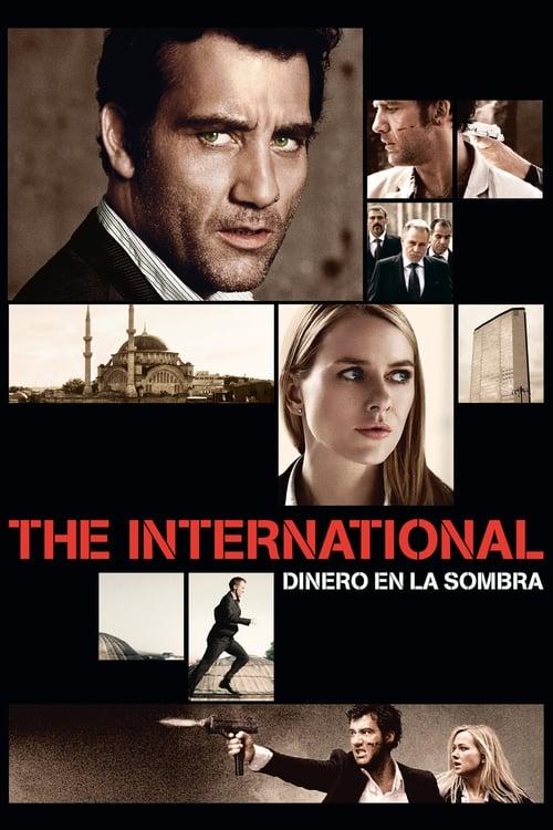 Película The International: Dinero en la sombra En Buena Calidad Hd 1080p