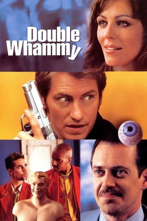 The poster of Double Whammy