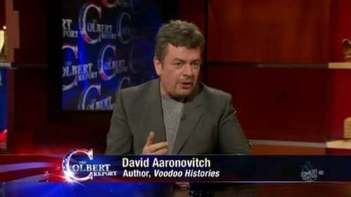 The Colbert Report 2010 Blueray: Season 6 – Episode David Aaronovitch