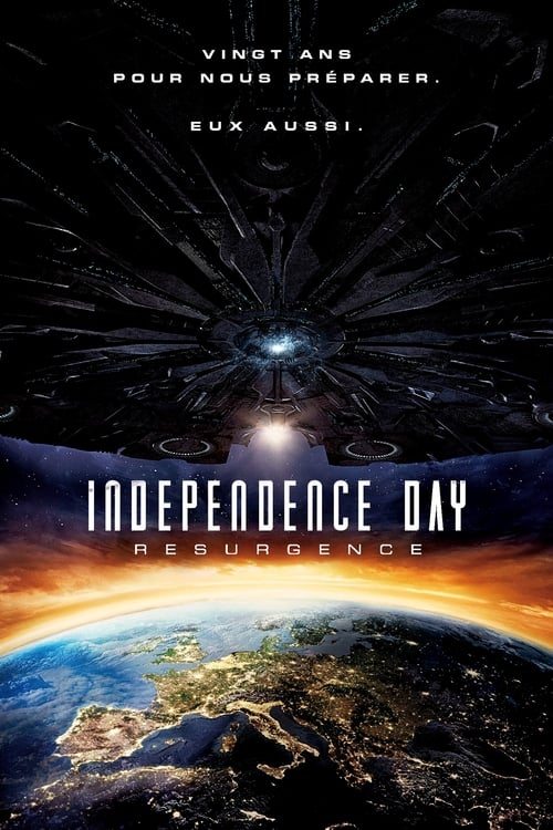 [720p] Independence Day : Resurgence (2016) streaming vf