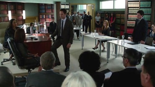 Suits - Season 1 - Episode 7: Play the Man