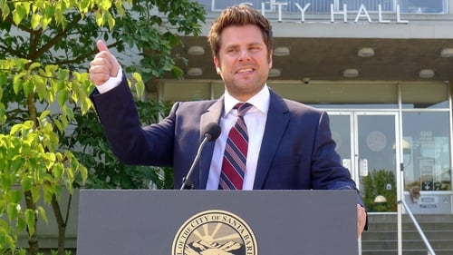 Psych 2013 Blueray: Season 7 – Episode The Santabarbarian Candidate