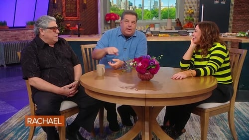 Rachael Ray - Season 14 - Episode 36: Today we're celebrating the 20th anniversary of 'The Sopranos'